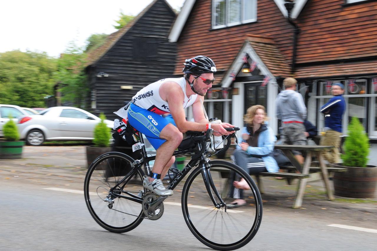 Challenge Henley bike