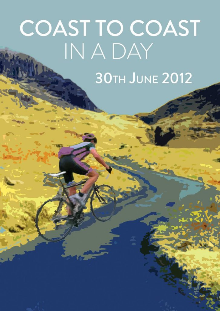 Coast to Coast in a Day poster