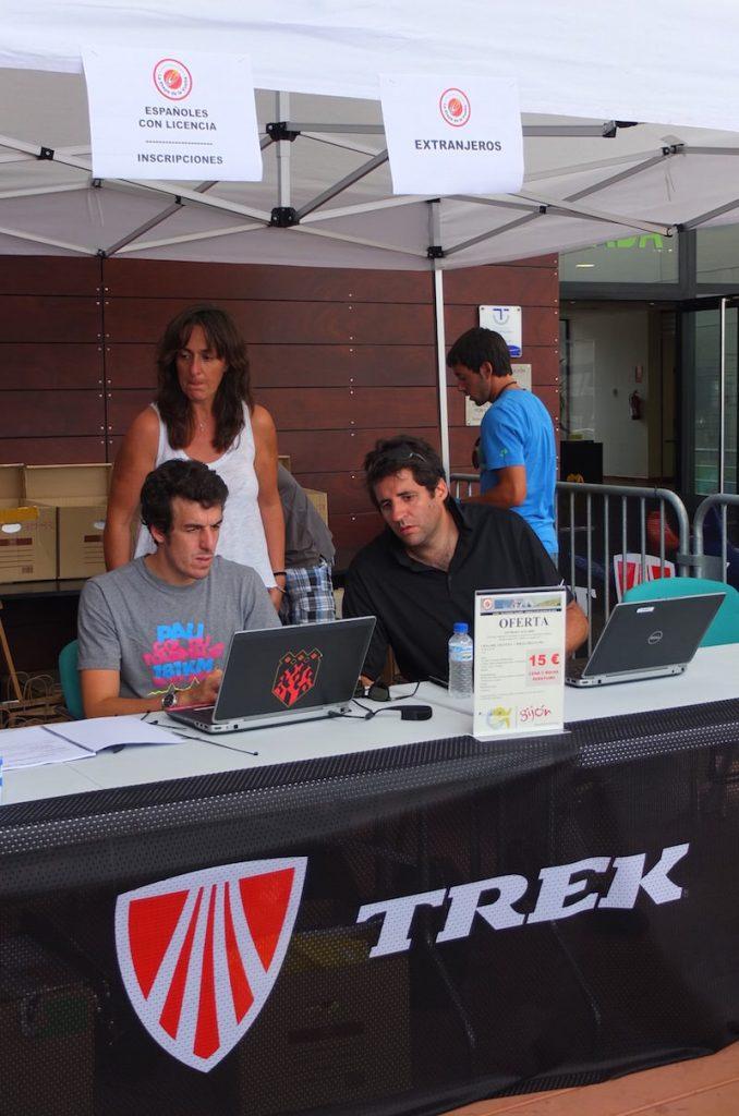 Etapa de la Vuelta-registration